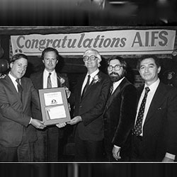 AIFS founded in 1964
